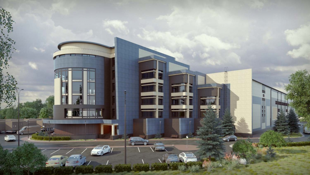 Концепция освоения земельного участка, расположенного в промзоне Мишково, г. Обнинск