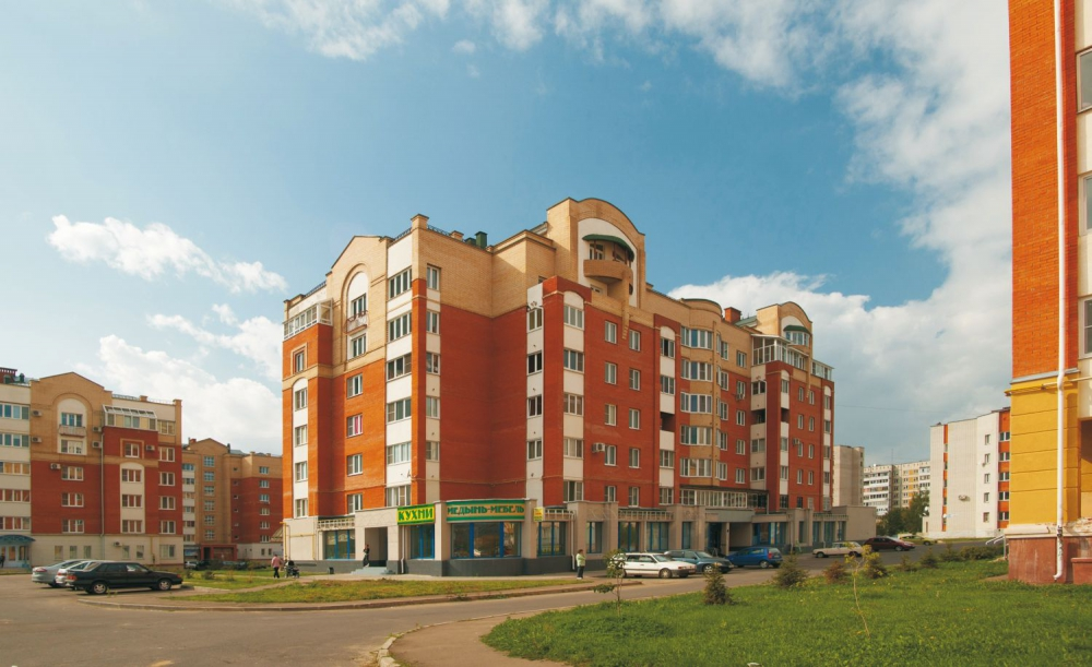 Микрорайон 51А, г. Обнинск