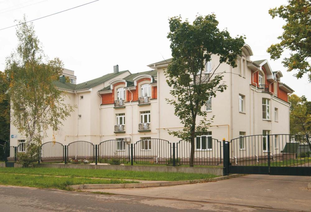 Жилой дом по улице Горького, г.Обнинск
