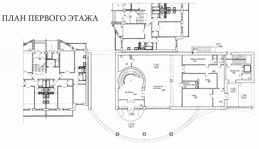 Комплекс жилой застройки по улице Калужской