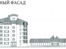 Односекционные жилые дома со встроенными магазинами, г. Малоярославец
